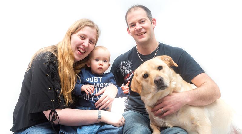The Blaken Family