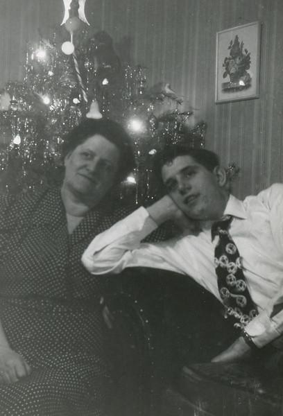 1946, Sylvia & Art