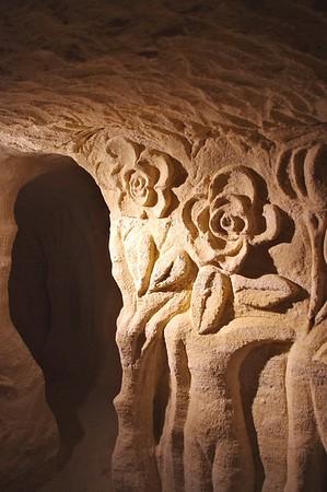Troglodyte Caves and Saumur