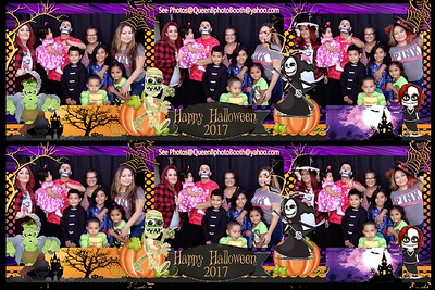 Our Family Halloween Party 2017