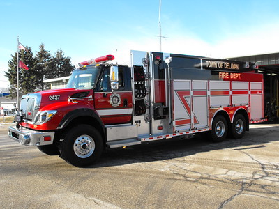 MABAS Division 103 Fire Apparatus Walworth County