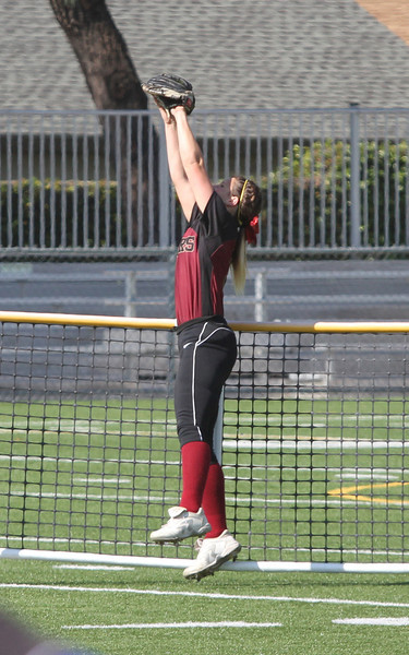 PCC Softball 2/9 vs Santa Monica DH