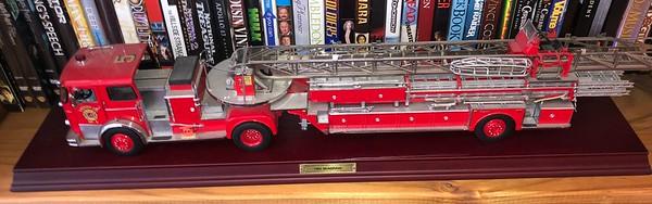 Fire - Franklin Mint