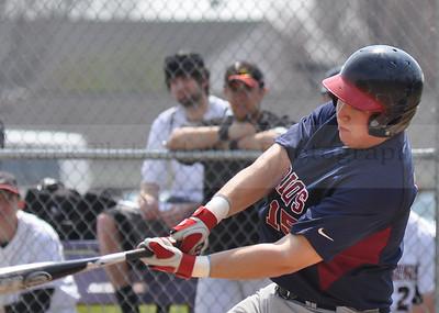 Valley Forge Christian College Baseball v. LBC 5.11