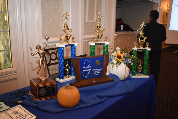 Fall Sports Banquet 2018