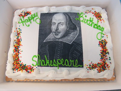 Knights and Fairies Party in Honor of Shakespeare's 400th Birthday