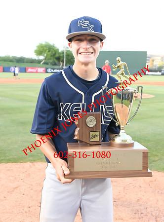 5-16-2017 - Kellis v Campo Verde (AIA 5A Final Awards) Baseball