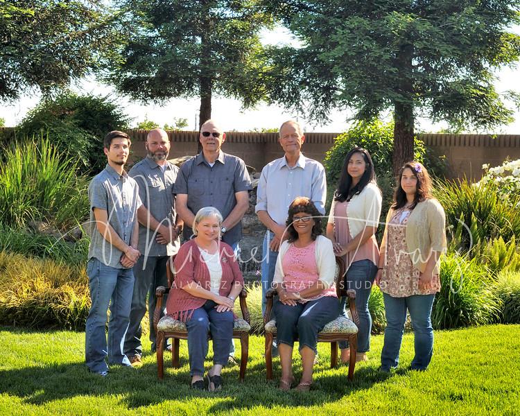 Christmas Family Portrait 2017