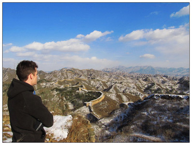 great wall cycling 3days【winter】