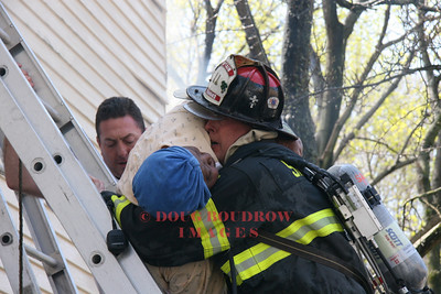 Saugus, MA - 3rd Alarm,  483 Central Street, 4-24-08
