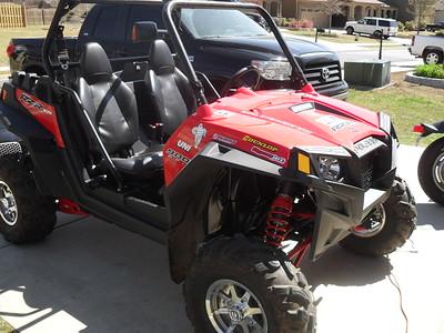 RZR 900 XP (2011)