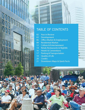 2012 State of Downtown Report