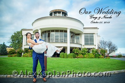 Wedding at Glen Island Harbour Club in New Rochelle, NY - By Alex Kaplan Photo Video Photobooth Specialist