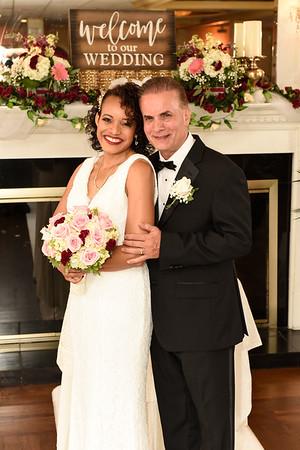 Alison & Richard Wedding