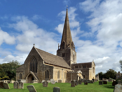 St Mary, Church of England, Church Close, Bampton, OX18 2LW