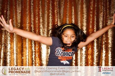 Legacy Promenade Grand Opening | 10.03.18