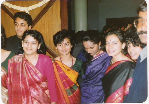 Amitabh, Aparna, Richa, Preeti, Neha, Namrata, Narayan