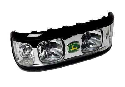 JOHN DEERE 6030 FRONT HEADLIGHT ASSEMBLY AL181530