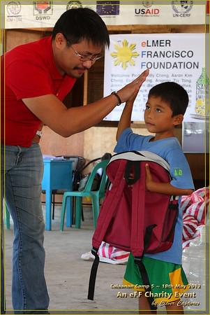 Calaanan Camp 5 - May 2012