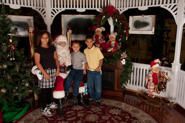 Santa Photos 12-18-10