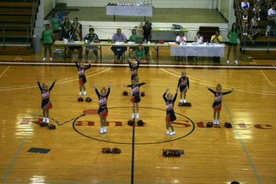 2009  Cheerleading Competition