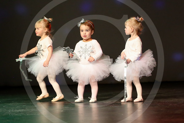 """Little Snow Flakes"" performed by Boogie Babies 1."