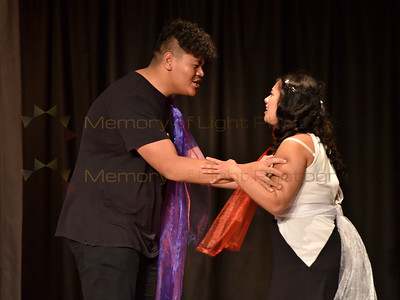 Wainuiomata High School: Othello - Act V sc i