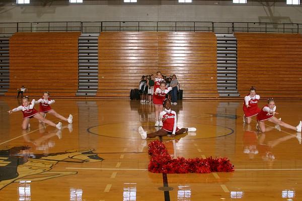 Loganville North (Cheer-off 7th grade 10-3-04)