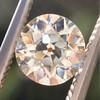 1.10ct Old European Cut Diamond GIA L SI1 4
