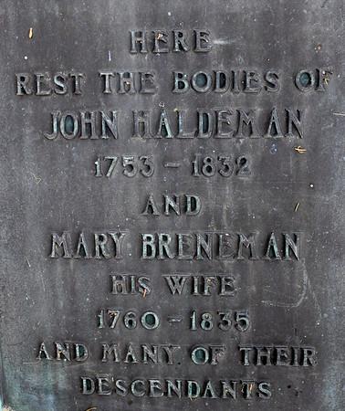 Halderman Family Cemetery, Bainbridge, PA