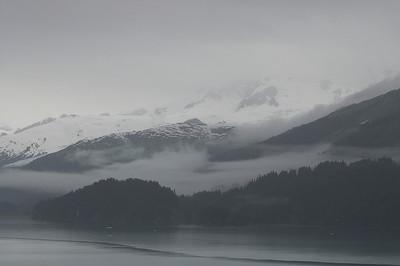 2008 Alaskan Cruise Day 8 - College Fjord