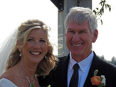 Dave and Nancy VanWert's Wedding