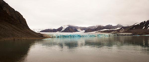 Svalbard: July 14th Glacier