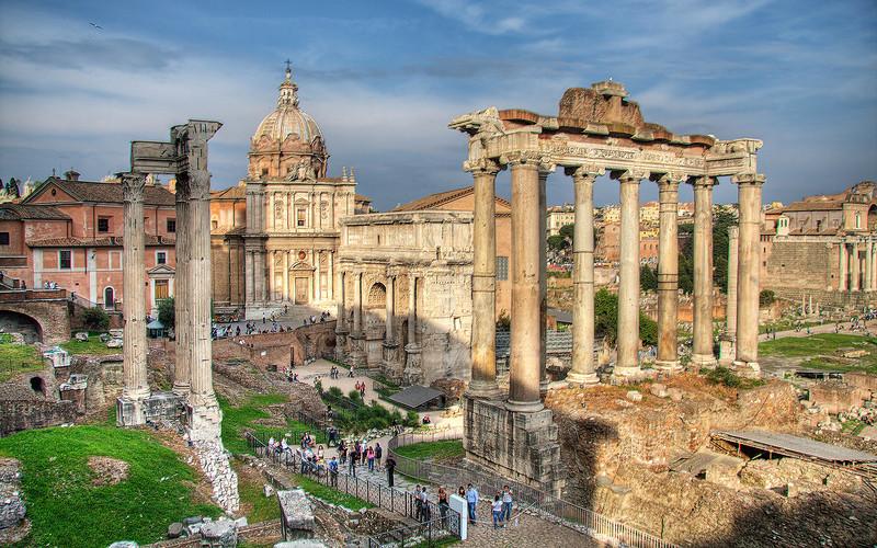 Foro Romano (Roman Forum)