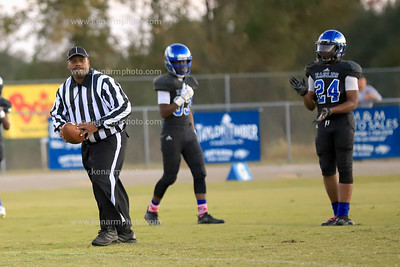 East Bladen 2019 St Pauls  jv football