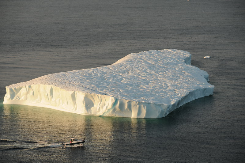 Iceberg Tour at Long Point