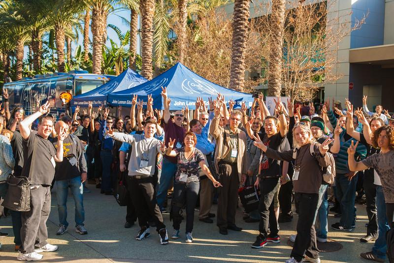 2015_01_22, Anaheim, CA, NAMM, NAMM Show 2015