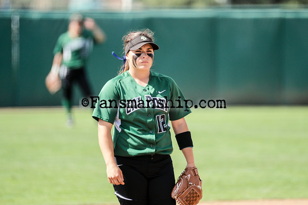 Cal Poly Softball Vs. Bryant 03082015