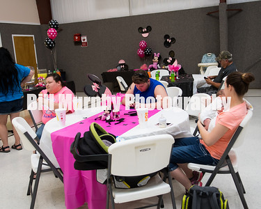2017 Kayden Jo's First Birthday Party, August 26, 2017