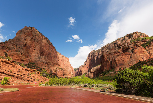 Kolob Canyon Section-Zion National Park May 2013
