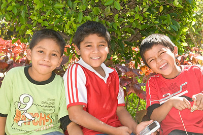 Children in Latin America
