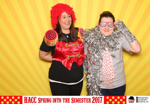 HACC Spring into the Semester