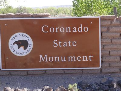 2011-04-20 Coronado Jemez Trail Bandelier NM