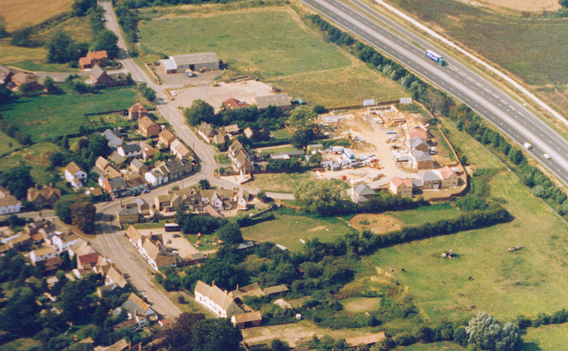 Construction of Littlecotes Close