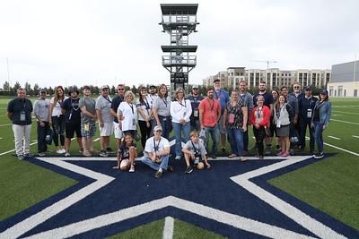 2018 Detroit Lions at Cowboys The Star Tour