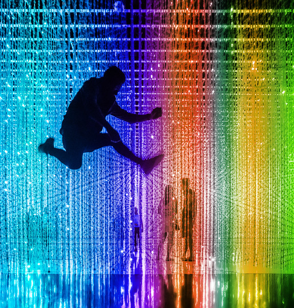 Jumping into the Hue