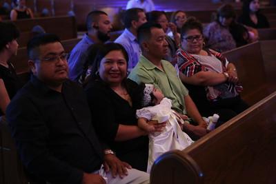 Castro Baptism