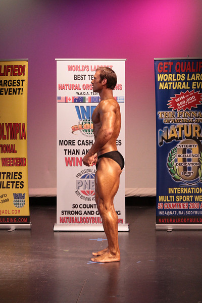 2013 ABA So.California Natural - PreJudging in San Diego, CA