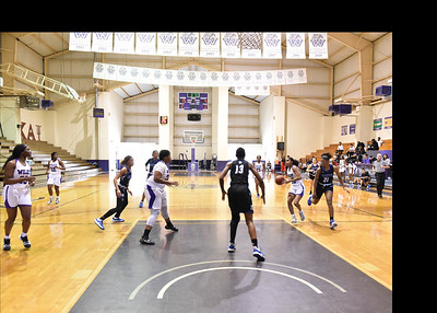18Jan20 - Our Lady of the Lake vs. Wiley College.