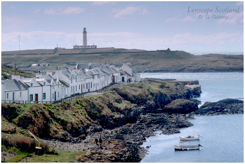 Portnahaven and Orsay lighthouse (1998)
